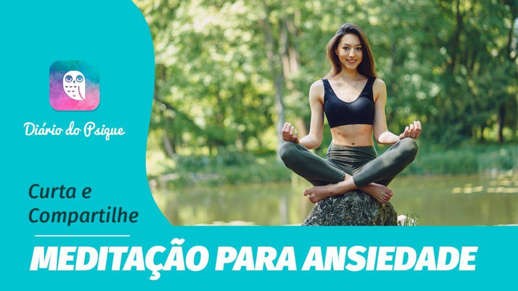 meditação para ansiedade
